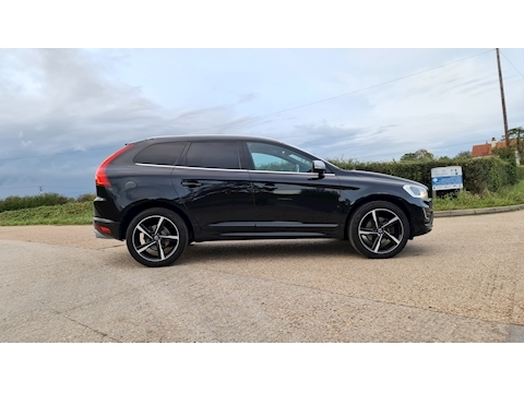 XC60 D5 R-Design Lux Nav Awd 2.4 5dr Estate Geartronic Diesel