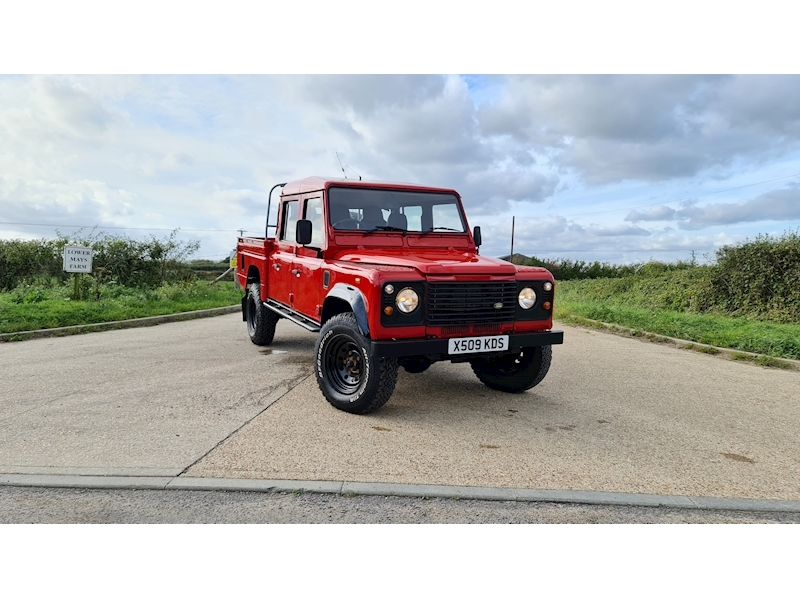 Defender 130 County Hicap Dcb Td5 2.5 Panel Van Manual Diesel