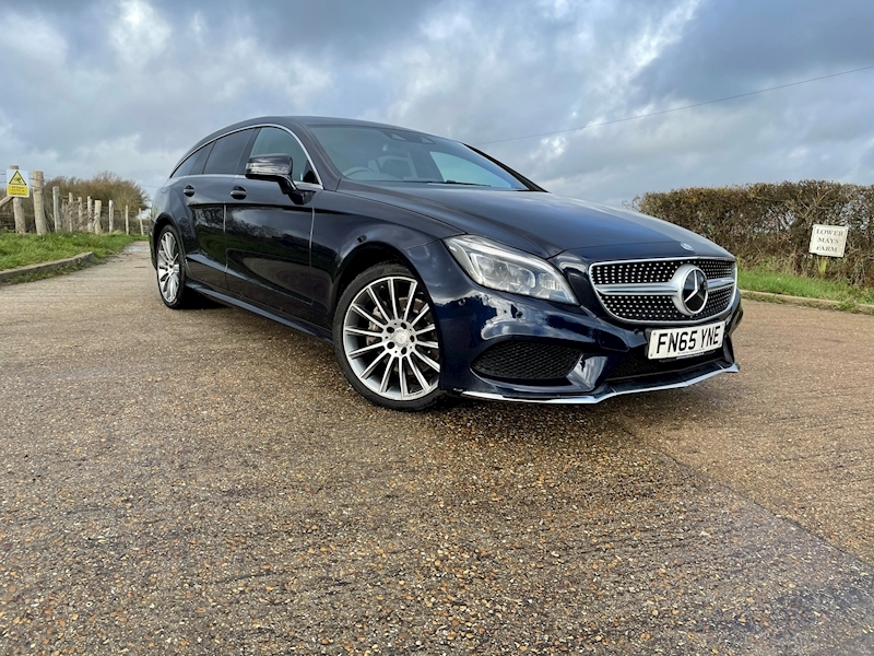 CLS Cls350 D Amg Line 3.0 5dr Shooting Brake G-Tronic+ Diesel