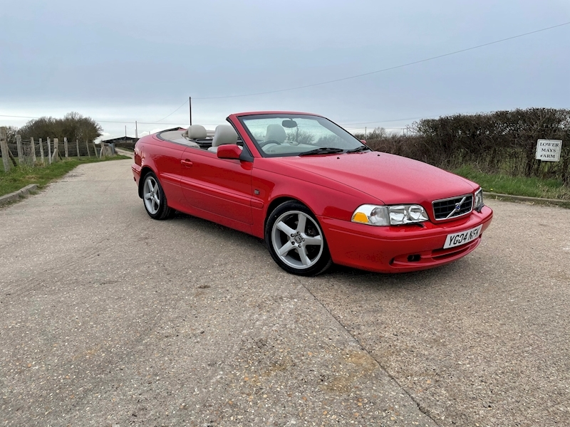 2.4 GT Convertible 2dr Petrol Automatic (263 g/km, 193 bhp)