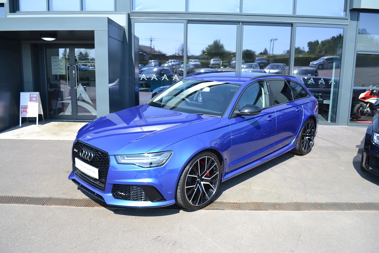 A6 Rs6 Plus Avant Tfsi Quattro Estate 4.0 Automatic Petrol