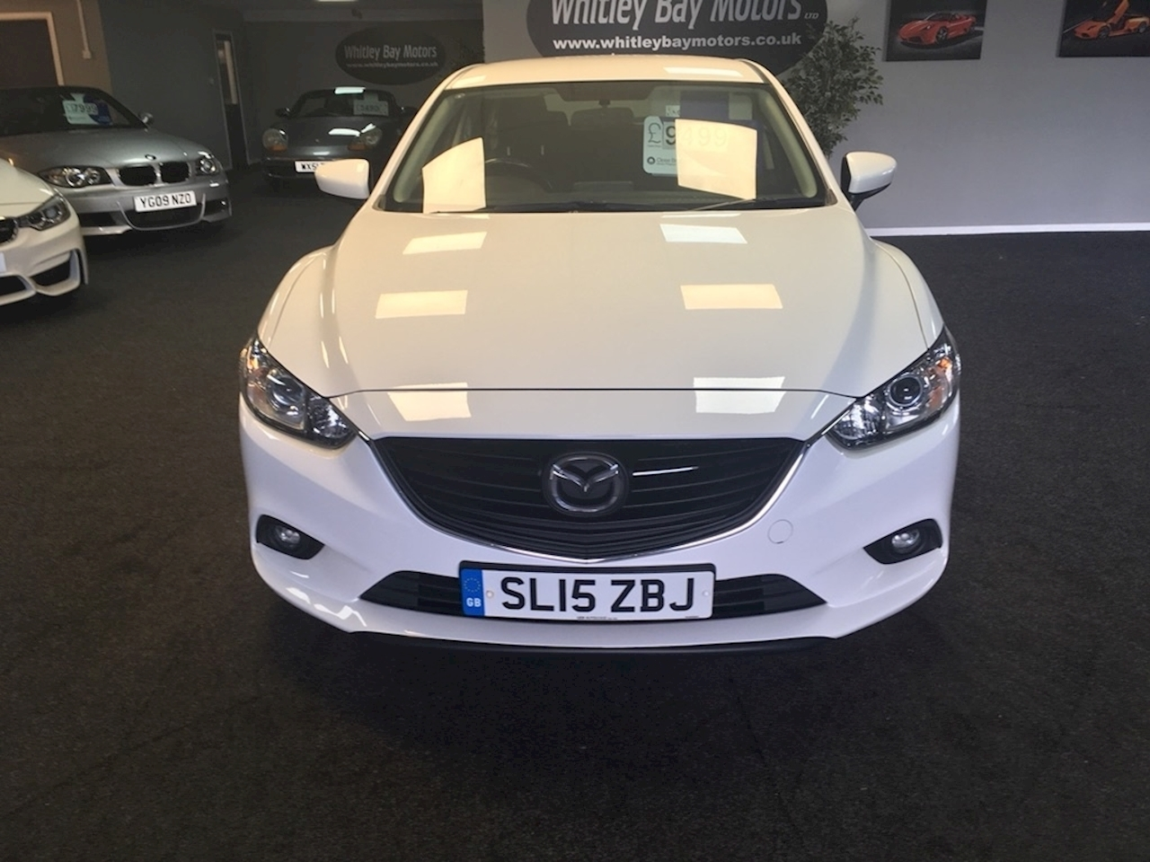 Used 2015 Mazda Mazda 6 D Se Nav Estate 2.2 Manual Diesel For Sale in Tyne  And Wear | Whitley Bay Motors