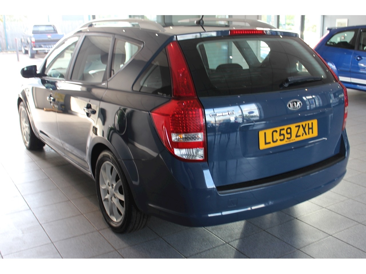 Used 2009 Kia Ceed Crdi 2 Sw Estate 1.6 Manual Diesel For Sale in Tyne And  Wear | Whitley Bay Motors