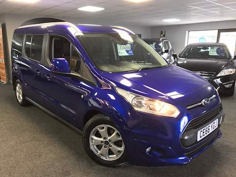Ford Tourneo Connect Grand Titanium Tdci