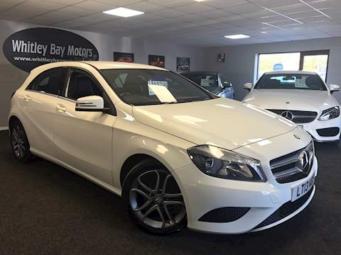 Mercedes A-Class A180 Cdi Blueefficiency Sport