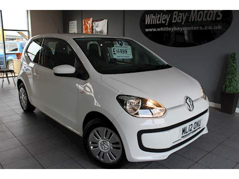 Volkswagen Up Move Up SAT NAV