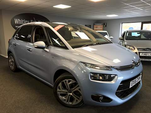 Citroen C4 Picasso Bluehdi Exclusive Plus