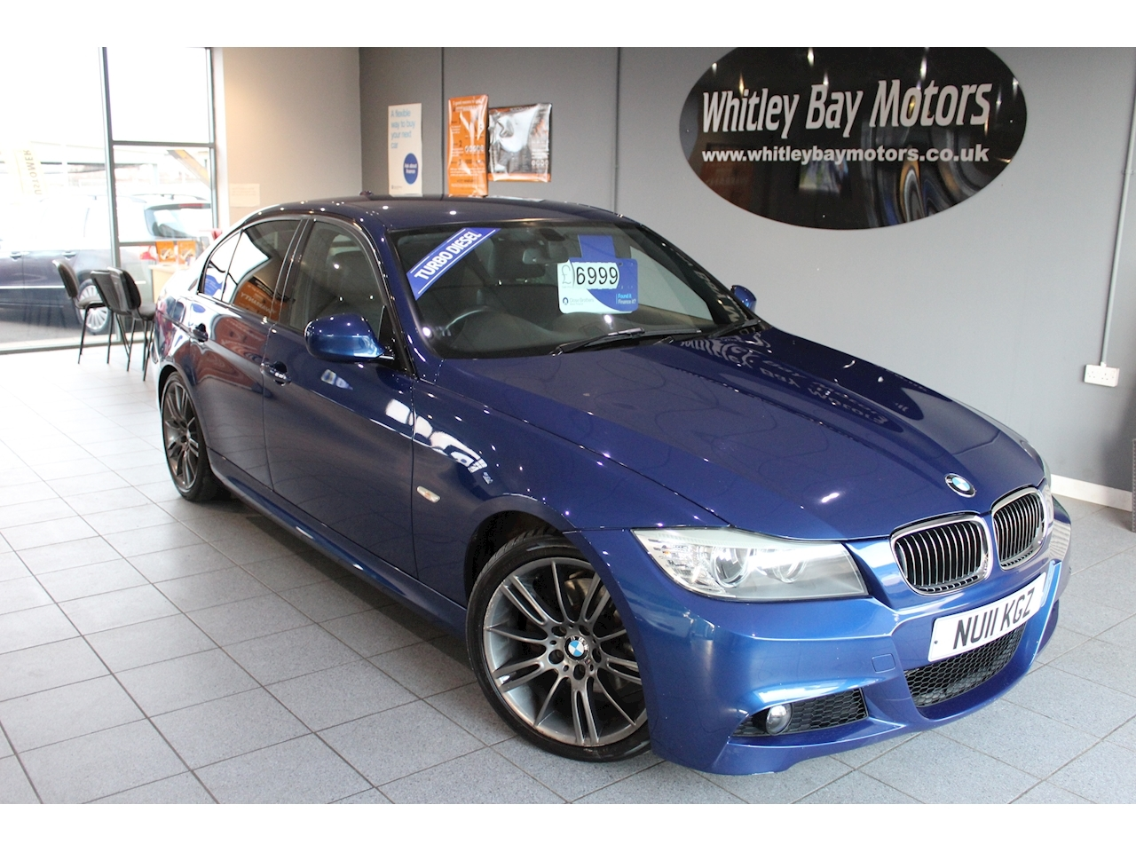 3 Series 320D Sport Plus Saloon 2.0 Manual Diesel