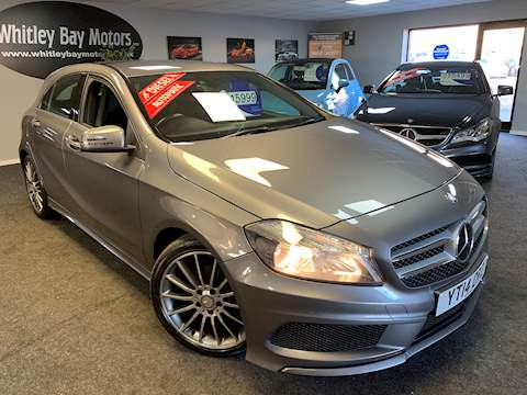 Mercedes-Benz A-Class A200 Cdi Blueefficiency Amg Sport