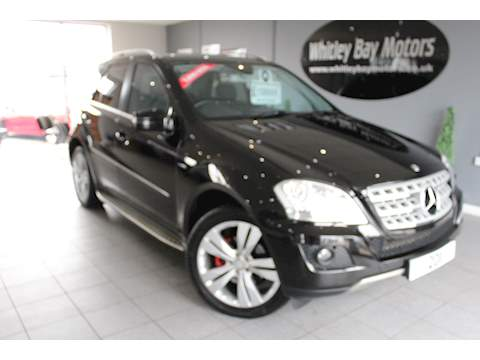 Mercedes-Benz M-Class Ml300 Cdi Blueefficiency Sport