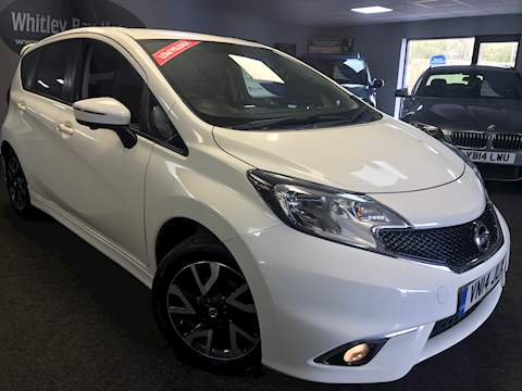Nissan Note Tekna Style Dig-S