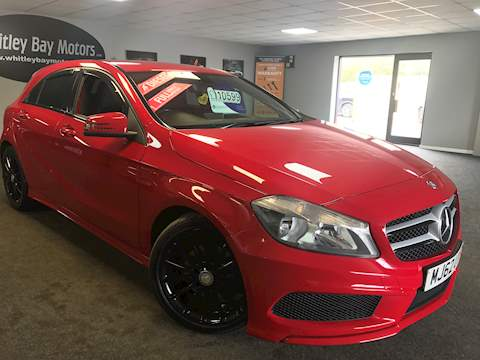 Mercedes-Benz A-Class A180 Cdi Blueefficiency Amg Sport