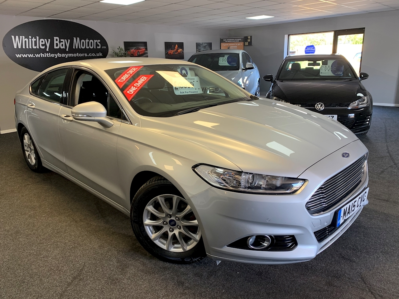 Mondeo Titanium Econetic Tdci Hatchback 2.0 Manual Diesel