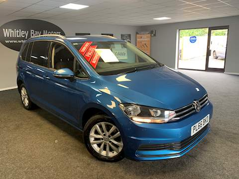 Volkswagen Touran Se Tdi Bluemotion Technology Dsg