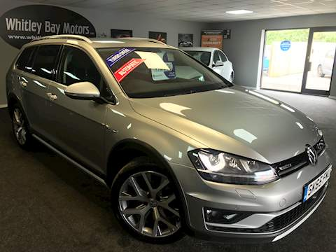 Volkswagen Golf Alltrack Tdi Bluemotion Tech 4Motion Dsg