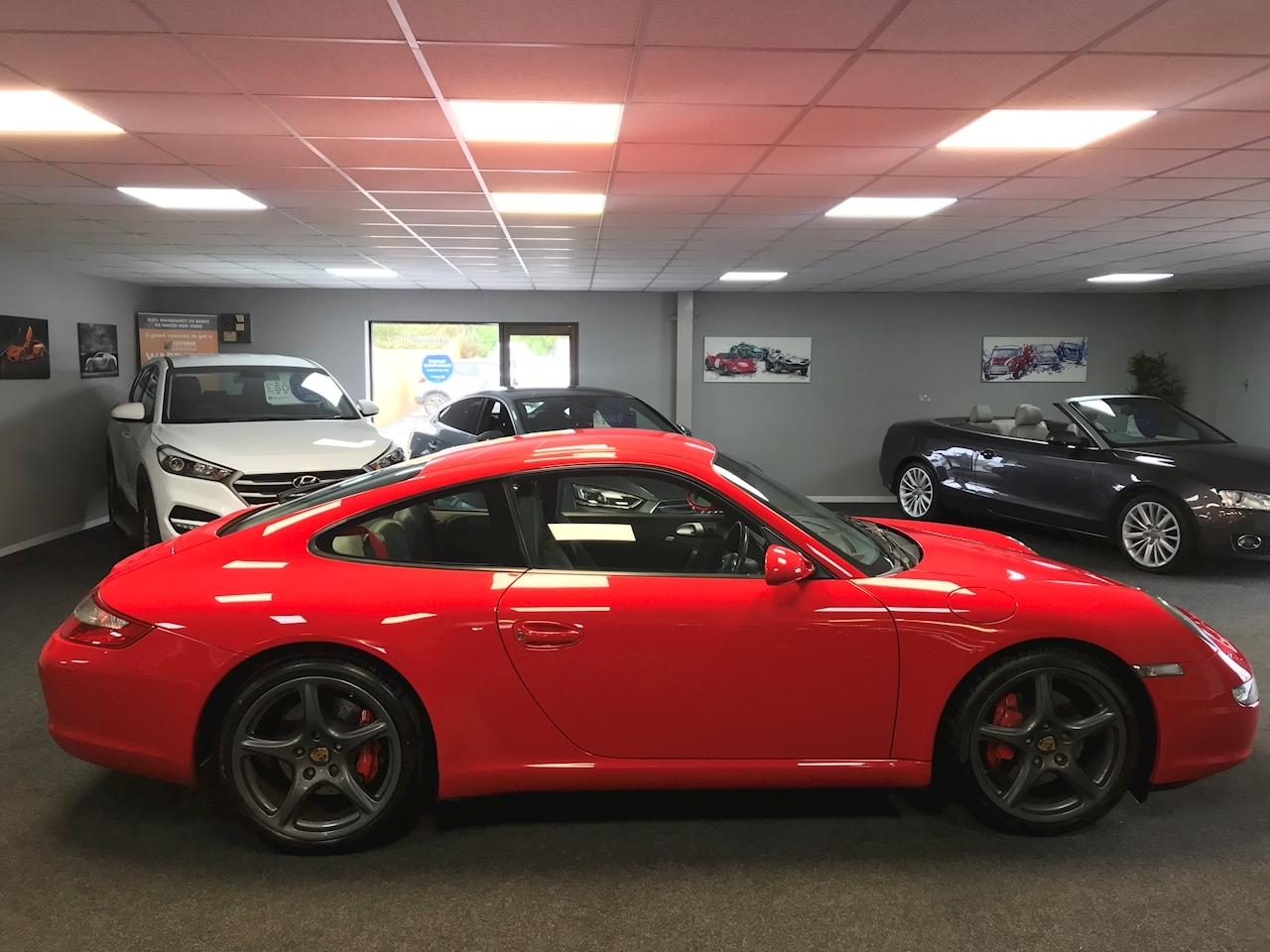 911 Carrera 2S Coupe 3.8 Manual Petrol
