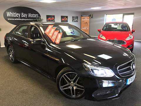 Mercedes-Benz E Class E220 Bluetec Amg Night Ed Premium Plus