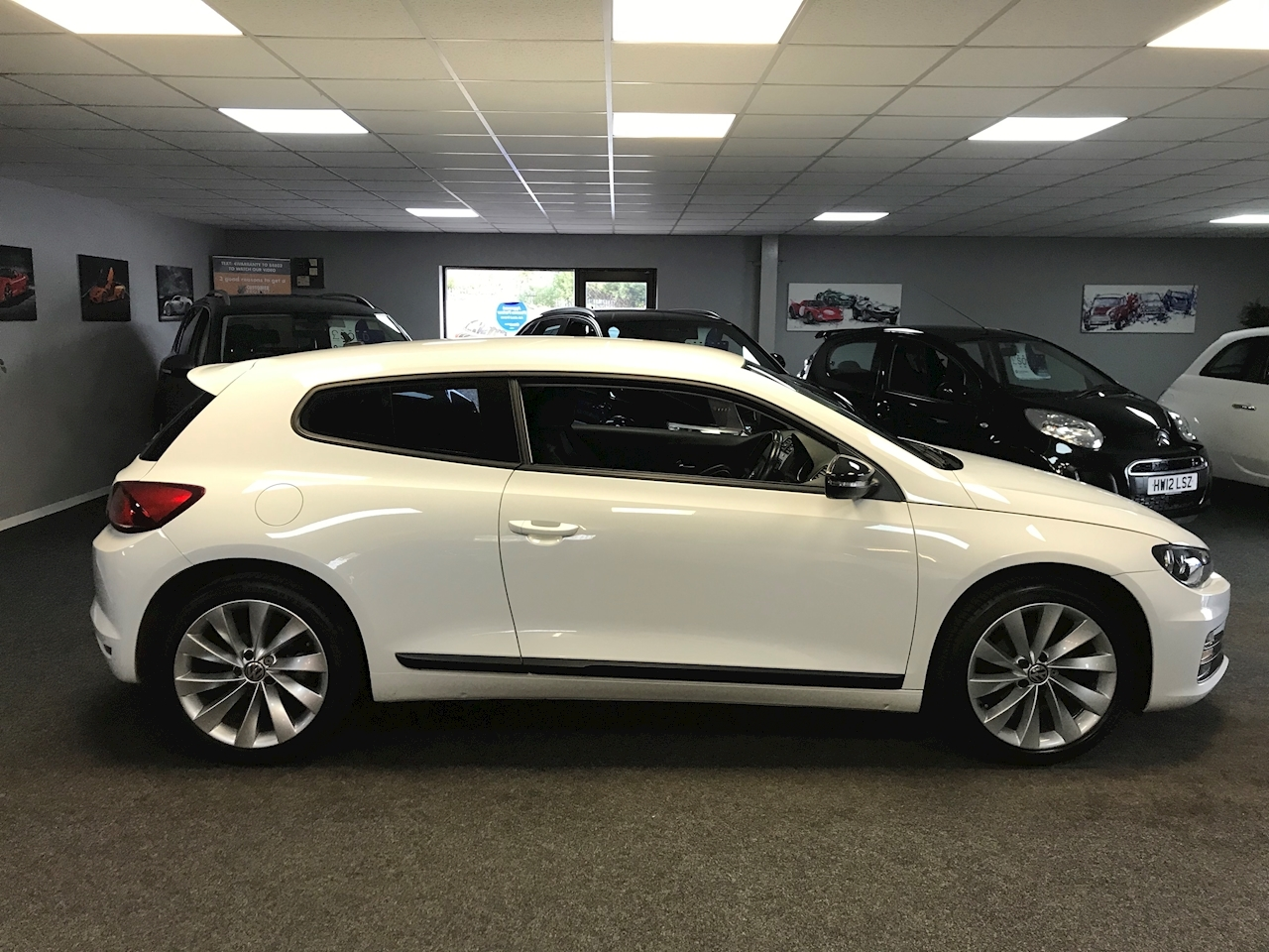 Scirocco Tsi Bluemotion Technology Coupe 1.4 Manual Petrol