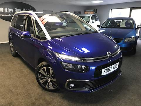 Citroen C4 Picasso Grand Bluehdi Flair S/S
