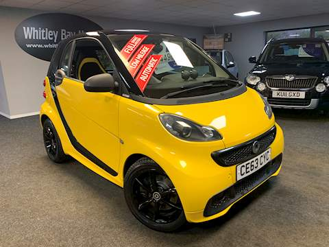 Smart Fortwo Coupe Cityflame Edition Mhd
