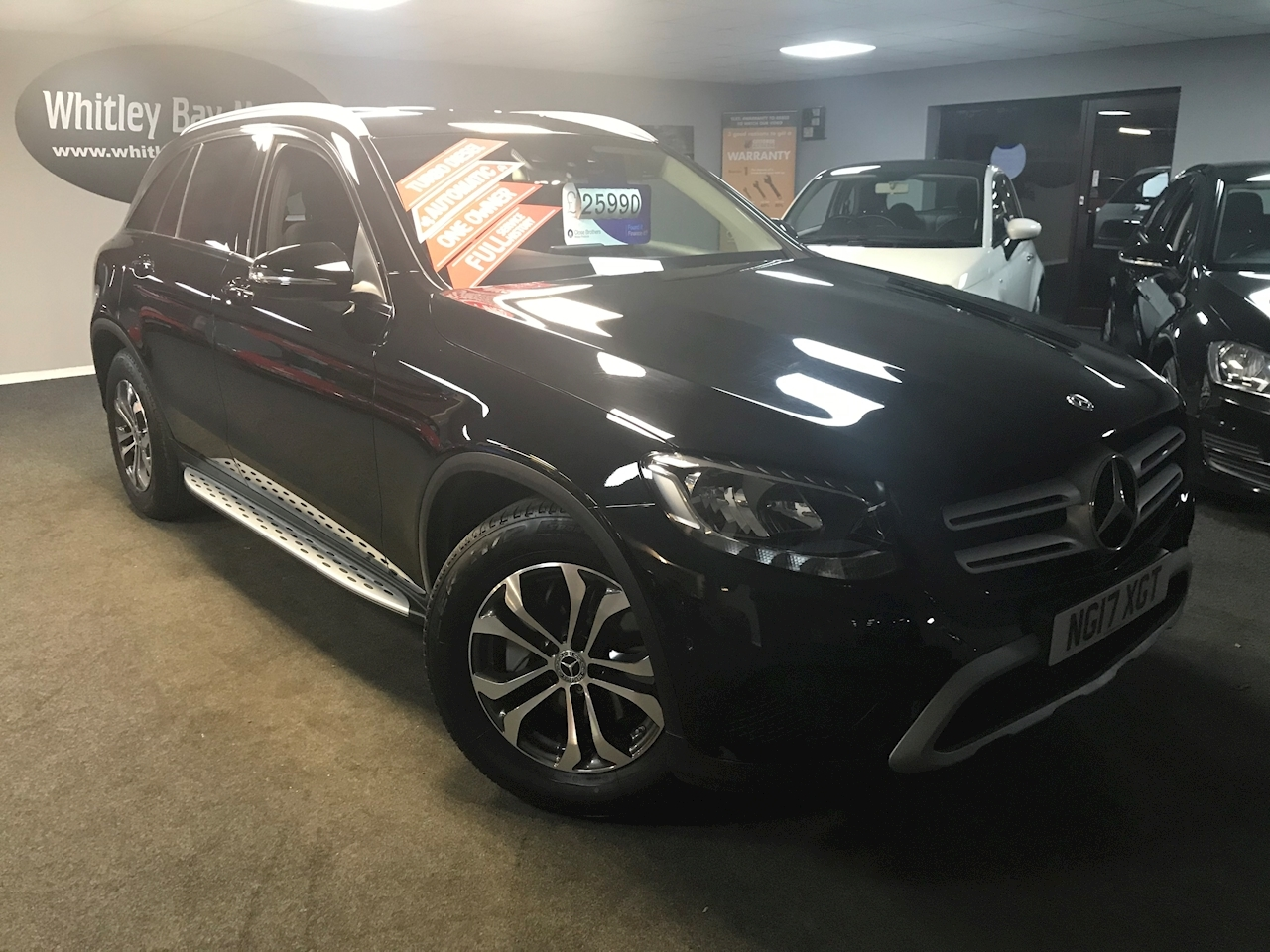Glc-Class Glc 220 D 4Matic Se Executive Estate 2.1 Automatic Diesel