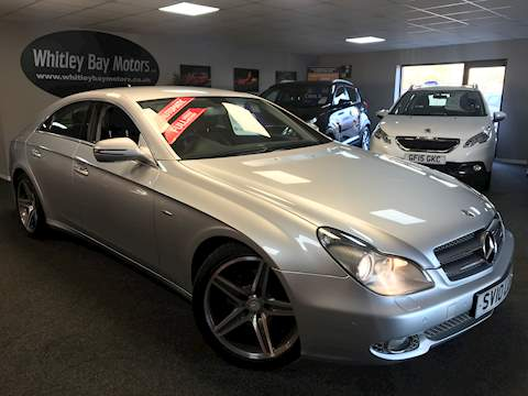 Mercedes-Benz Cls Cls350 Cdi Grand Edition