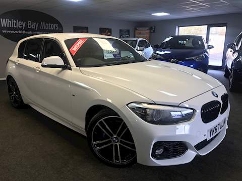 Bmw 1 Series 118D M Sport Shadow Edition
