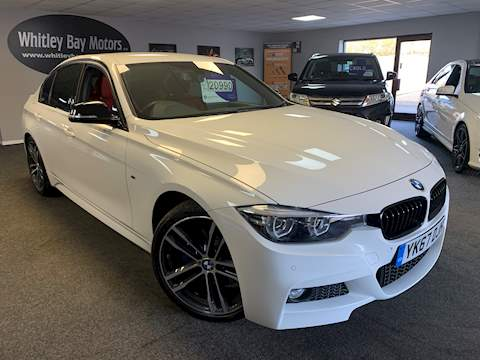 BMW 3 Series 320d M Sport Shadow Edition Saloon