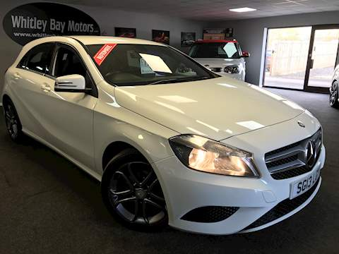 Mercedes A-Class A200 Cdi Blueefficiency Sport