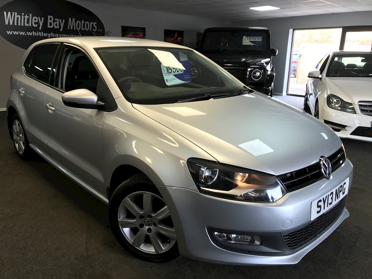 Polo Match Edition 1.2 5dr Hatchback Manual Diesel