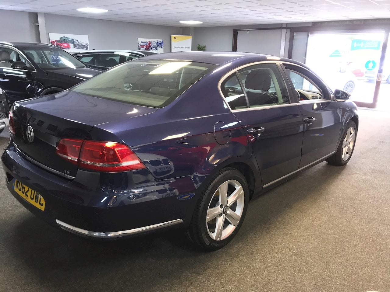 Passat SE Saloon 1.6 Manual Diesel