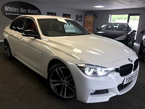 BMW 3 Series 320i M Sport Shadow Edition Saloon