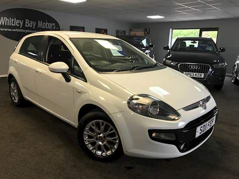 Fiat Punto Punto Mylife 1.2 8v 5 Dr