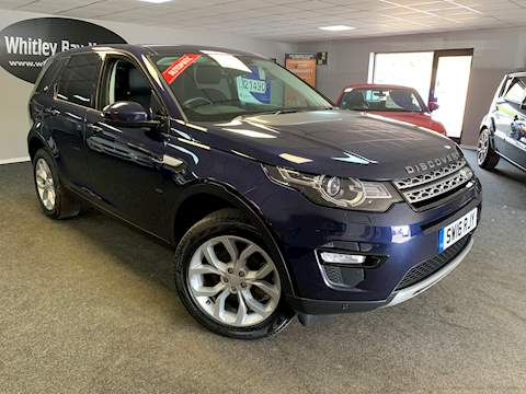Land Rover Discovery Sport HSE 7Seat