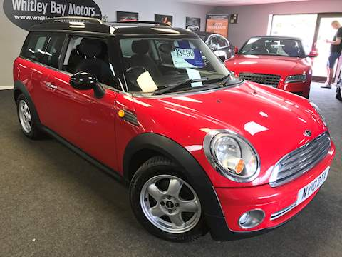 MINI Clubman One Clubman