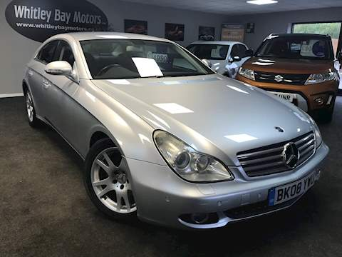 Mercedes-Benz CLS 3.0 CLS320 CDI Coupe 4dr Diesel 7G-Tronic (200 g/km, 221 bhp)