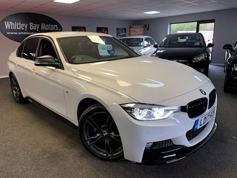 BMW 3 Series 335d xDrive M Sport Saloon