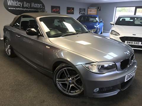 BMW 1 Series 120d Sport Plus Edition Convertible