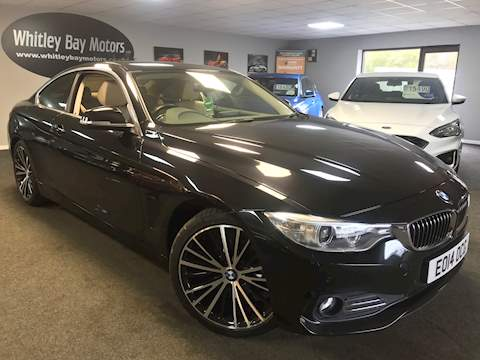 BMW 4 Series 420d Luxury Coupe