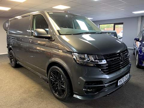 Volkswagen Transporter Highline