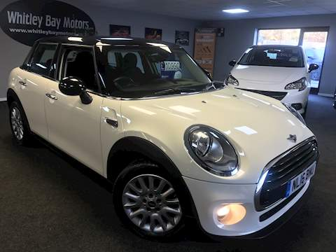 MINI Hatch 5-Door Hatch Cooper