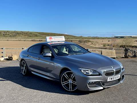 BMW 6 Series Gran Coupe 640d M Sport