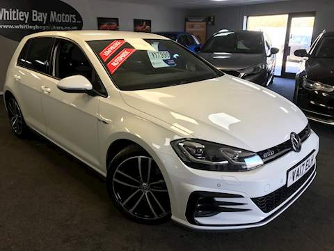 Volkswagen Golf TDI BlueMotion Tech GTD