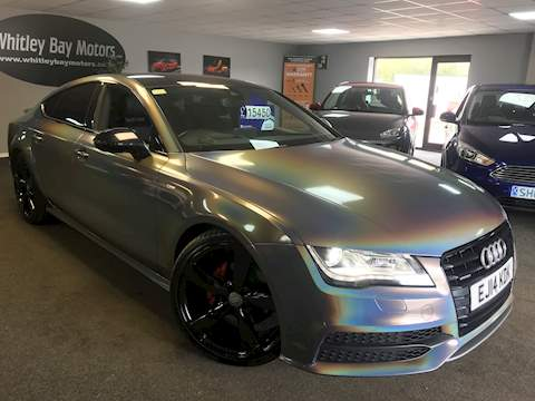 Audi A7 TDI Black Edition