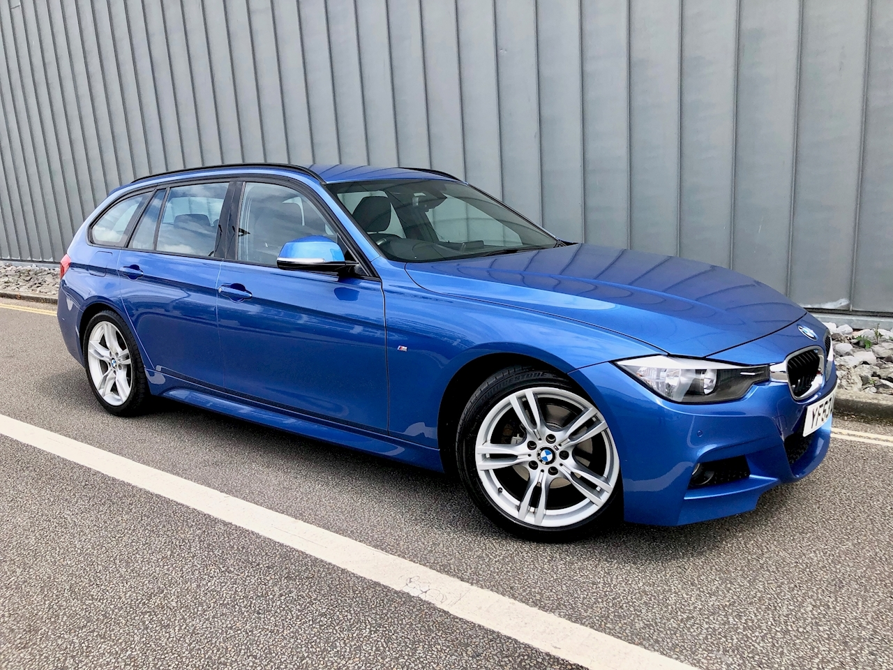 Used Bmw 3 Series 320d M Sport Touring Navigation Dab Radio Auto Boot Pdc Front And Rear Fsh M Sport 2013 Ray Phillips Cars Ltd