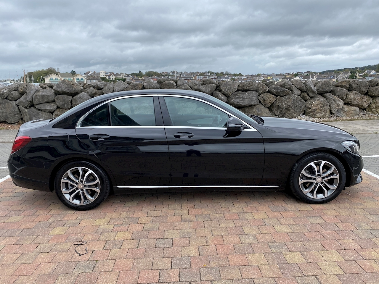 C Class Sport - NAVIGATION - CAMERA - HEATED LEATHER - ELECTRIC AND LUMBER SEATS 2.1 4dr Saloon 7G-Tronic+ Diesel