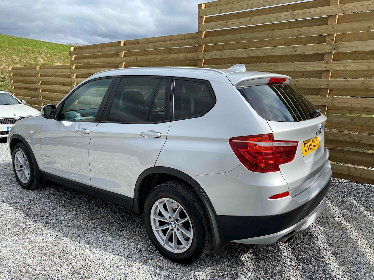 X3 20d SE - Nevada Leather - Privacy Glass - Full Service History 8 Completed 2.0 5dr SUV Manual Diesel
