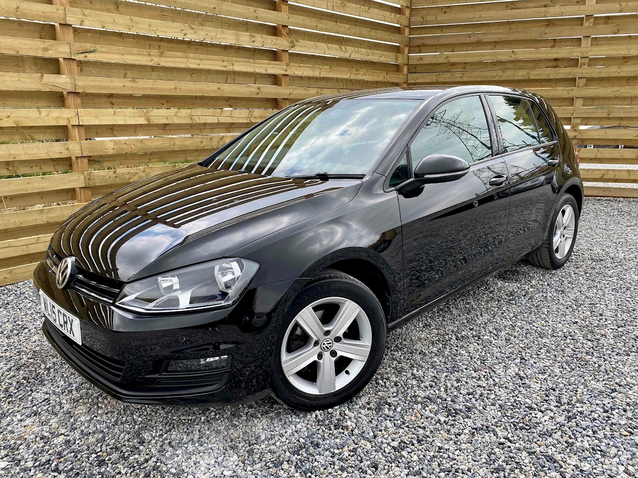 Golf TDI BlueMotion Tech Match - Dab Radio - Cruise Control - A/C - Clean Example 1.6 5dr Hatchback Manual Diesel