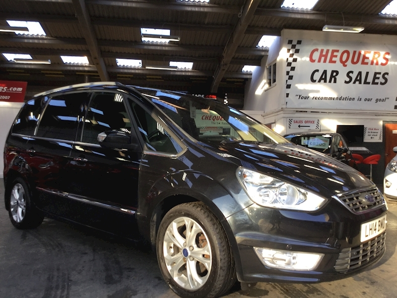 Ford Galaxy Titanium Tdci - Large 0