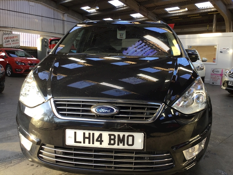 Ford Galaxy Titanium Tdci - Large 1